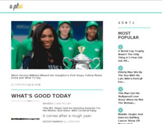 psych.aplus.com screenshot