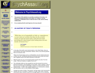 psychassault.org screenshot