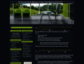 psychbilling.net screenshot