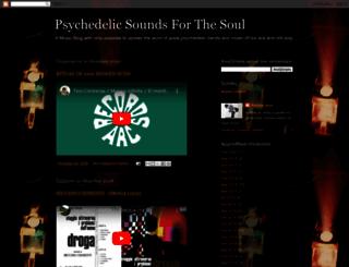 psychedelicsoundsformysoul.blogspot.com screenshot