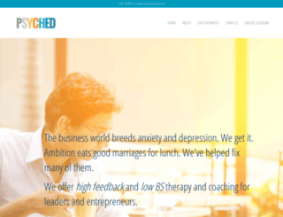 psychedinsanfrancisco.com screenshot