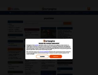 psychiater.pagina.nl screenshot