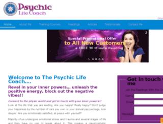 psychiccoacher.com screenshot