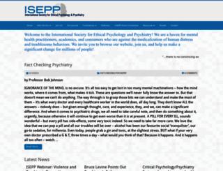 psychintegrity.org screenshot