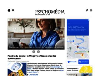 psychomedia.qc.ca screenshot