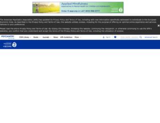 psychservices.psychiatryonline.org screenshot