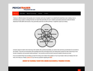 psychtrader.com screenshot
