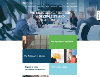 psycon.com screenshot