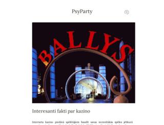 psyparty.gr screenshot