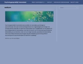 psypv.nl screenshot