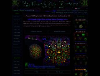 psywear604.com screenshot
