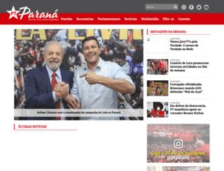 pt-pr.org.br screenshot
