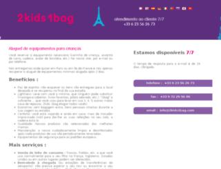 pt.2kids1bag.com screenshot