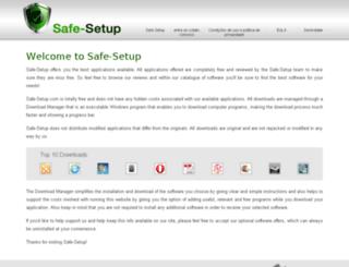 pt.safe-setup.info screenshot