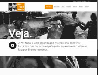 pt.witness.org screenshot