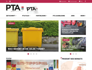 pta-aktuell.de screenshot