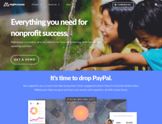 pta.razoo.com screenshot