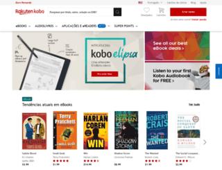 ptbr.kobo.com screenshot