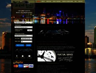 ptcars-wa.com.au screenshot