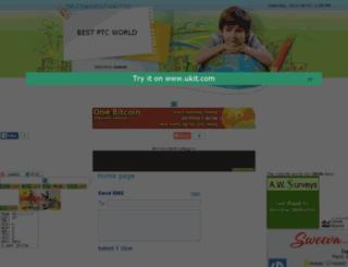 ptcinvester.ucoz.com screenshot