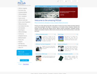 ptclub.com screenshot