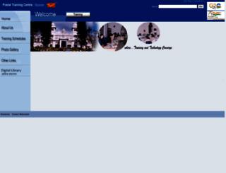 ptcmysore.gov.in screenshot