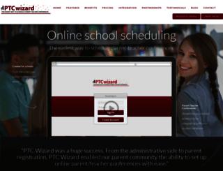 ptcwizard.com screenshot