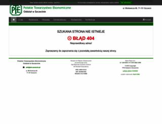 pte.szczecin.pl screenshot