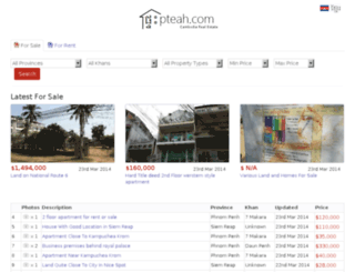 pteah.com screenshot