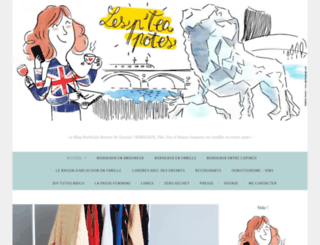 pteapotes.wordpress.com screenshot