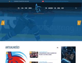 pth-hokej.pl screenshot