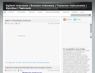 ptindotek.wordpress.com screenshot