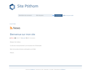 ptithom.net screenshot