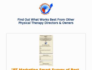 ptmarketingsmart.com screenshot