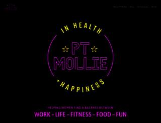 ptmollie.com screenshot