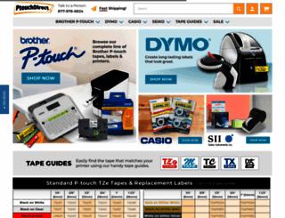 ptouchdirect.com screenshot