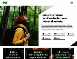ptt.fi screenshot