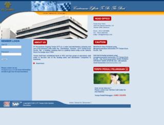 pttempo.com screenshot