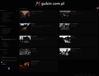 pttk.gubin.com.pl screenshot