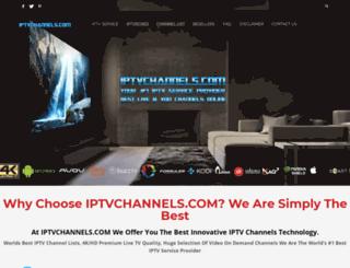 ptvchannels.com screenshot