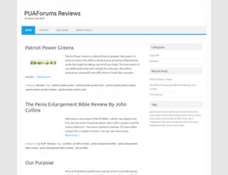 puaforums.com screenshot