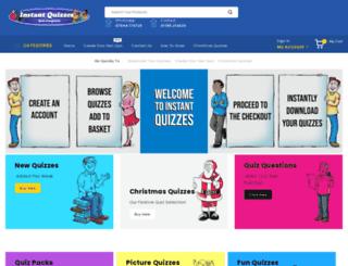 pub-quizzes.com screenshot