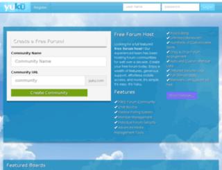 pub19.ezboard.com screenshot