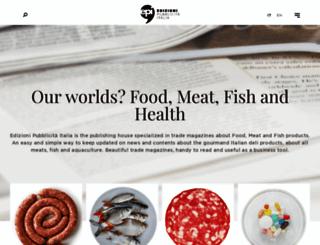 pubblicitaitalia.com screenshot