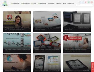 pubgen.com screenshot