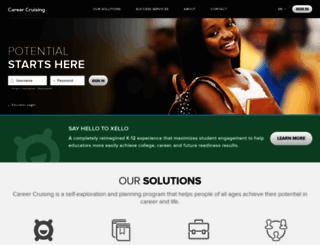 public.careercruising.com screenshot