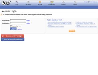 public.fotki.com screenshot