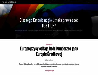 publica.pl screenshot