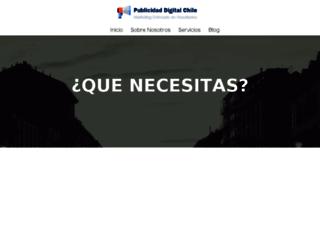 publicidaddigitalchile.com screenshot