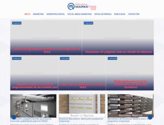 publicidadymarketingweb.com screenshot